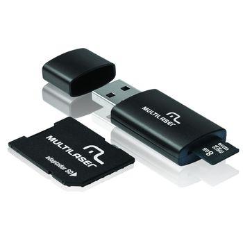 MC058-Pen-Drive-8GB-Multilaser-3-em-1-com-Cartao-Micro-SD-e-Adaptador