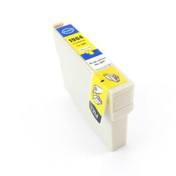 Cartucho-de-Tinta-T1964-Amarelo-Compativel-Epson-XP101-XP201-XP214-XP401-XP411