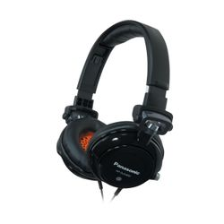 Headphone-Panasonic-Preto-Laranja---RPDJS400A
