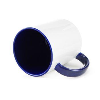 Caneca-para-Sublimacao-com-Alca-e-Interior-Azul---em-Ceramica-Branca-2