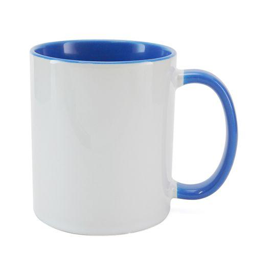 Caneca-para-Sublimacao-com-Alca-e-Interior-Azul-Ceu---em-Ceramica-Branca