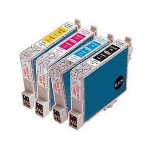 Kit-Com-4-Cartuchos-Compativeis-461-47N-P-Epson-C63-C83-C65-C85-CX3500-CX4500-CX6300