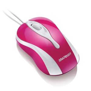 Mouse-Optico-Multilaser-Colors-Magenta-USB---143