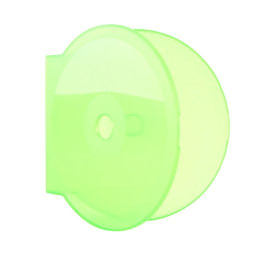 Case-Redondo-Para-CD-estilo-Bolachao---Verde