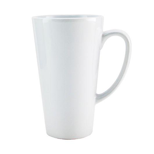 Caneca-Conica-Branca-Em-Ceramica-Resinada-Para-Sublimacao-500ml