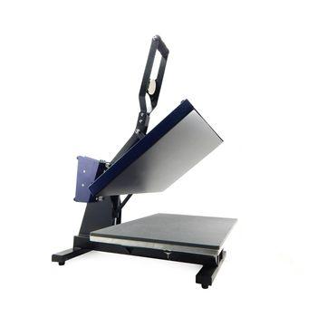 Prensa-Termica-Plana-Azul--Base-40x60--com-Trava-Magnetica---220V-1