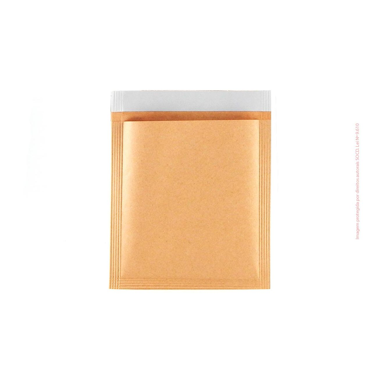 705f12961 Envelope Bolha para BOX CD 16 x 18 cm - 5 Unidades