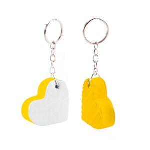 chaveiro-de-borracha-coracao-amarelo