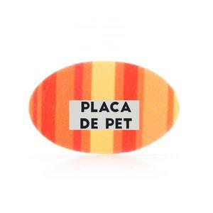 placa-oval