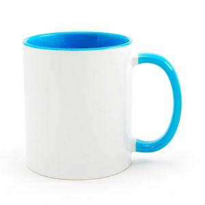 Caneca-para-Sublimacao-com-Alca-e-Interior-Azul-Claro---em-Ceramica-Branca