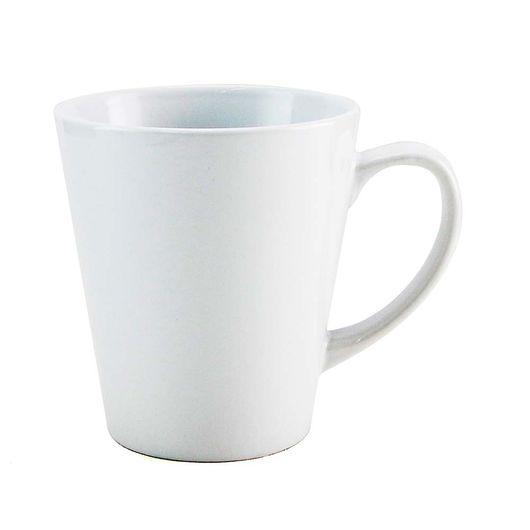 Caneca-Conica-Branca-Em-Ceramica-Resinada-Para-Sublimacao-354ml