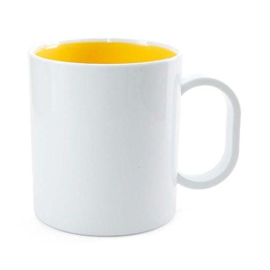 caneca-de-plastico-branco-fundo-amarelo