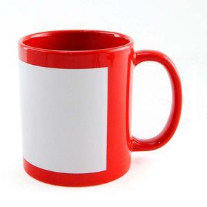 Caneca-Resinada-para-Sublimacao-Vermelha-com-Faixa-Branca