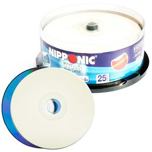 DVD-R-Nipponic-Dual-Layer-Printable--Full-Hub--8.5GB