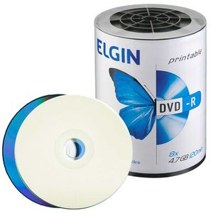 DVD-R-Elgin-16x-Printable-Branco