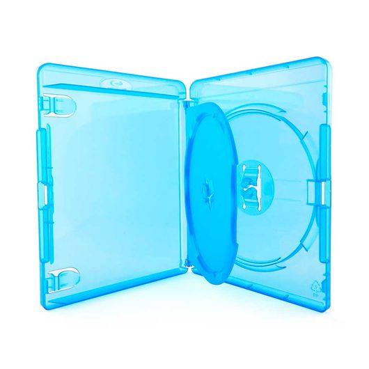 Box-Blu-Ray-Amaray-Duplo-Azul-com-Logo-Cromado-em-Alto-Relevo