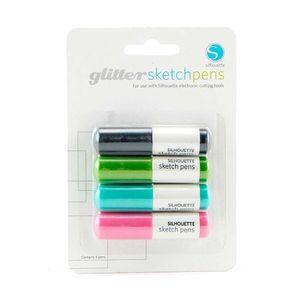 Kit-de-Caneta-Silhouette-Glitter