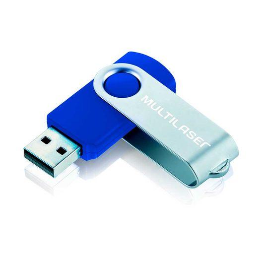 pendrive-multilaser-twist-azul-786
