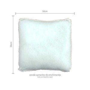 Refil para Enchimento de Almofada 30x30cm
