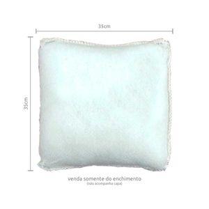 Refil para Enchimento de Almofada 35x35cm
