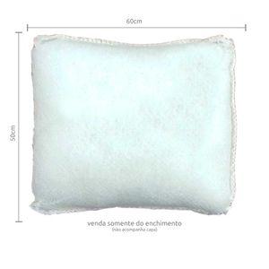 Refil para Enchimento de Almofada 50x60cm