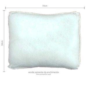 Refil para Enchimento de Almofada 50x70cm