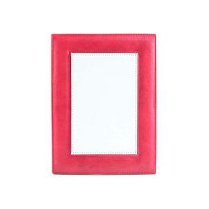 Porta-Retrato-de-Courino-Rosa-para-Sublimacao-10x15cm---CO78-