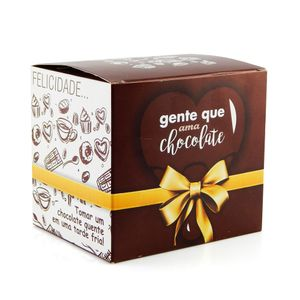 Caixinha-para-Caneca-de-Papelao-Decorada-Chocolate