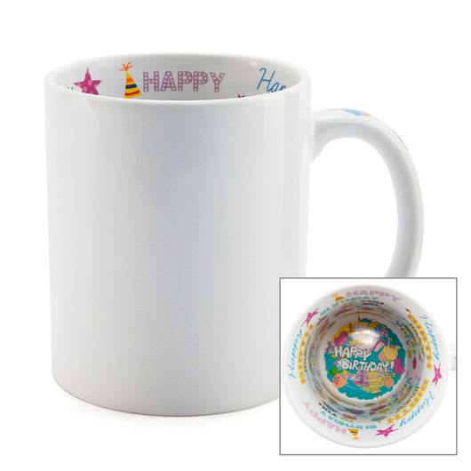 Caneca-para-Sublimacao-Branca-com-Interior-Tematico-Happy-Birthday