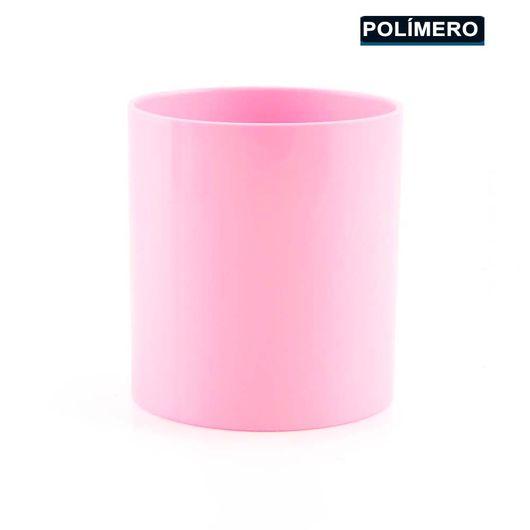 Copo-de-Plastico-Rosa-para-Sublimacao---325ml-