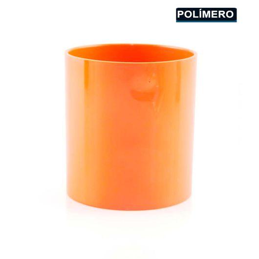 Copo-de-Plastico-Laranja-para-Sublimacao---325ml-