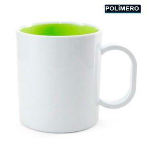Caneca-para-Sublimacao-de-Plastico-Branco-com-Interior-Verde-Classe-AAA