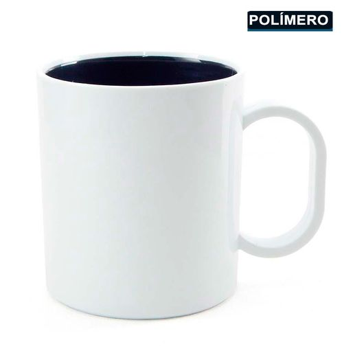 Caneca-para-Sublimacao-de-Plastico-Branco-com-Interior-Preto-Classe-AAA