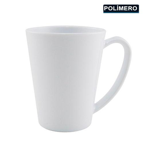 Caneca-Conica-para-Sublimacao-de-Plastico-Branco