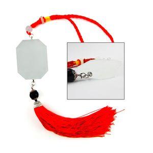 Ornamento-de-Cristal-para-Sublimacao-Vermelho---D033