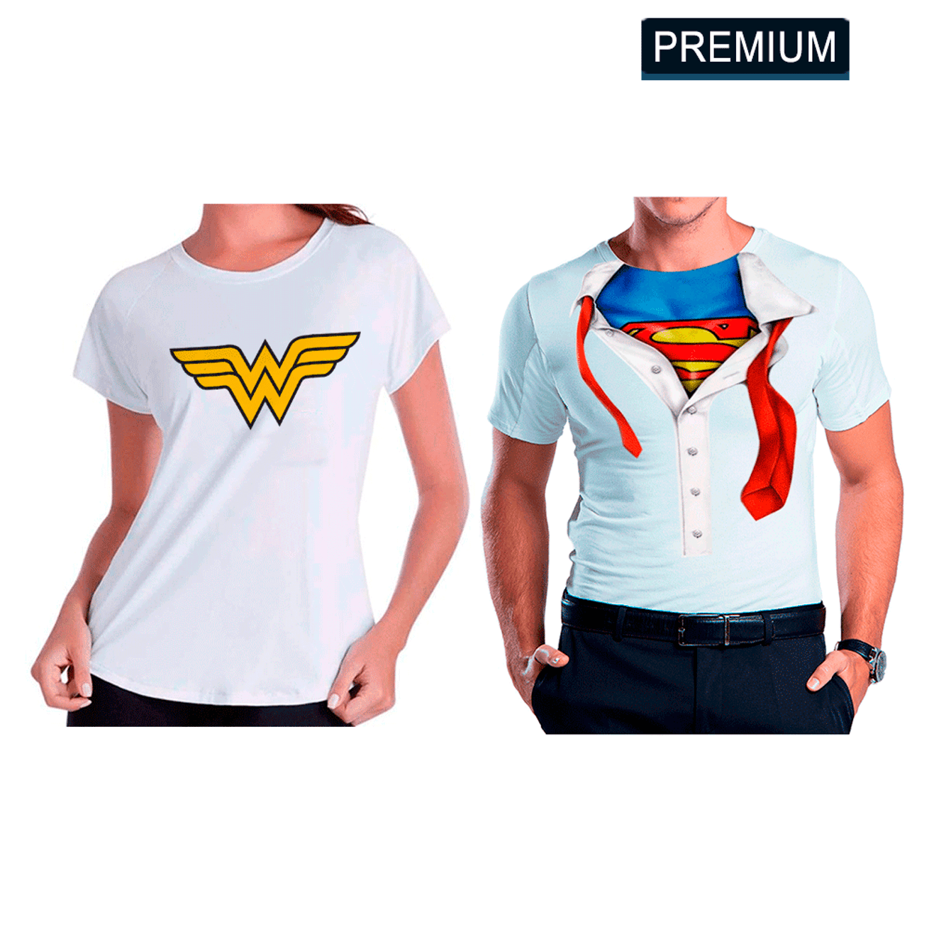 e54ea303e1f9 Camiseta para Sublimação Branca - Premium
