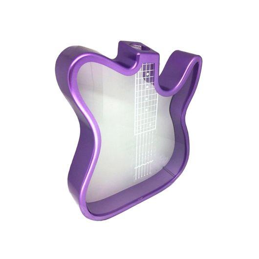 Quadro-de-Guitarra-Violeta