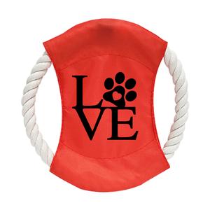 Frisbee-de-Cachorro-para-Sublimacao-na-Cor-Vermelho---Tamanho-20cm-