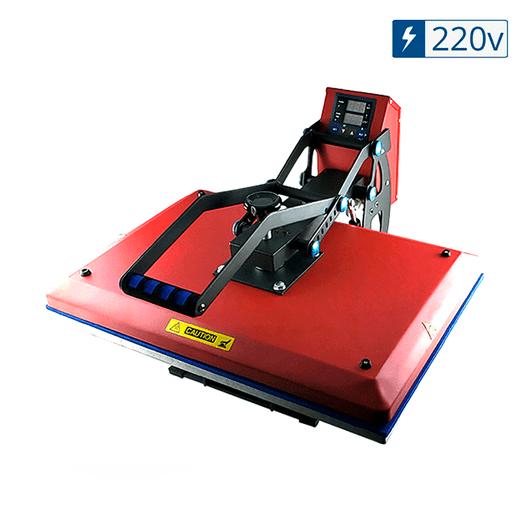 Prensa-plana-pistao-vermelha-220v