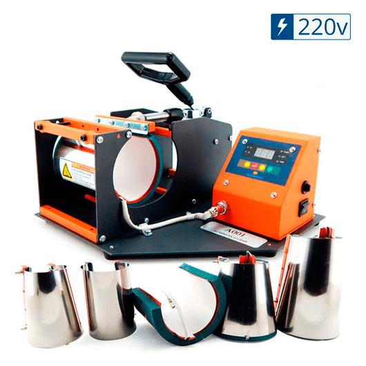 Prensa-termica-de-canecas-6-em-1-laranja-220v