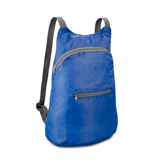 Mochila-Nylon-Dobravel-azul