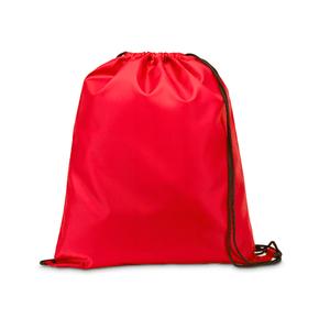 Mochila-Nylon-Simples-Vermelho