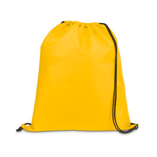 Mochila-Nylon-Simples-Amarelo