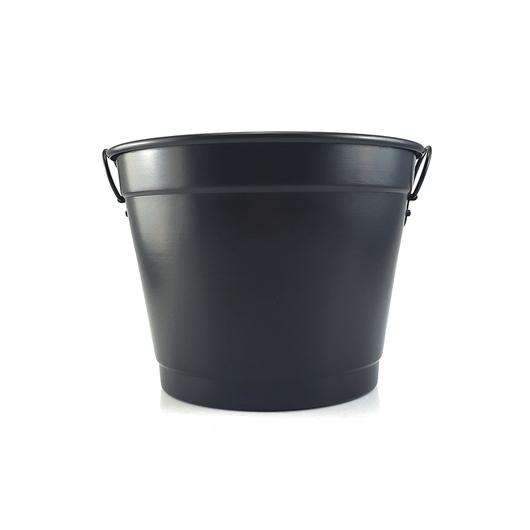 Balde-de-Aluminio-6Lts-Preto-Fosco