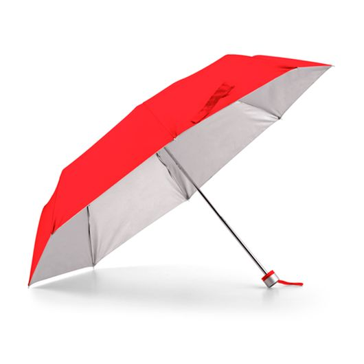 Guarda-Chuva-Dobravel-em-3-Secoes-com-interior-Prateado-na-cor-Vermelha