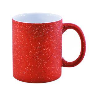 Caneca-Magica-em-Ceramica-para-Sublimacao---Vermelha-Glitter-Colorido--Muda-de-Cor-