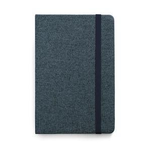 Caderno-de-Tecido-azul