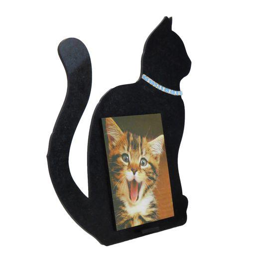 porta-retrato-mdf-preto-gato