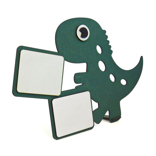 Porta-retrato-de-MDF-Texturizado-Dino