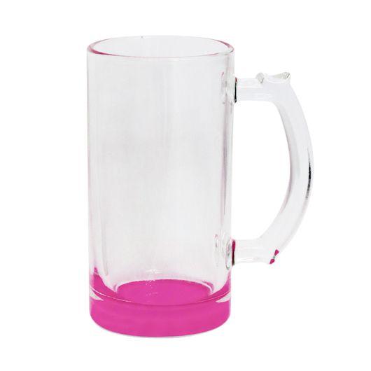 Caneca-de-chopp-rosa
